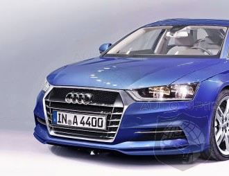 rendered speculation will the next gen audi a4 lead off with a new look for the brand. Black Bedroom Furniture Sets. Home Design Ideas