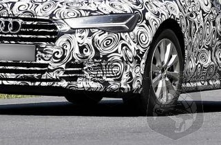 SPIED: FIRST Spy Photos Of The REVAMPED Audi A6 Sporting The UPDATED Grille