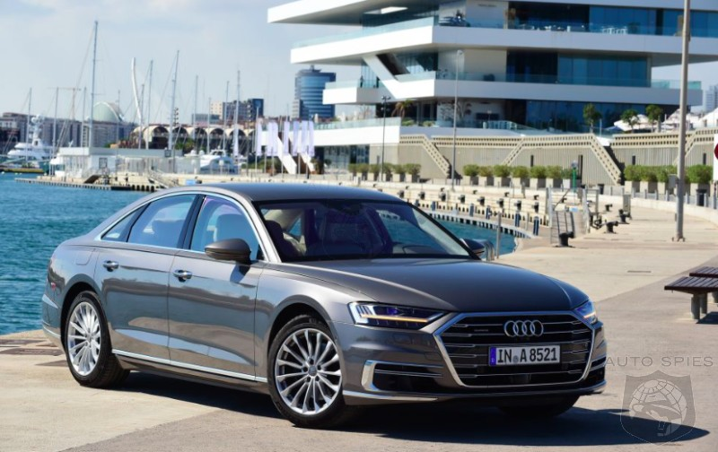 DRIVEN: The All-new Audi A8 Has Arrived, So, Does It Stack Up To The S-Class And 7-Series?