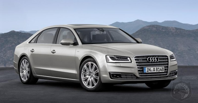 OFFICIAL: The Revamped, 2015 Audi A8 Gets Priced — Does It Stand A CHANCE Against The All-New S-Class?