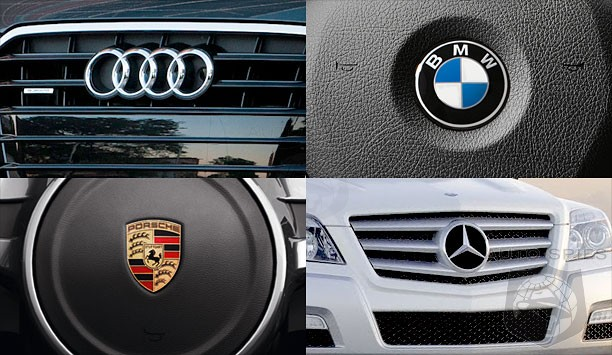 RIGHT NOW, WHICH German Brand Is YOUR Favorite?
