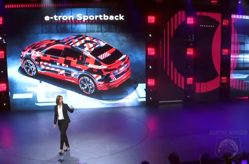 AWESOME or AWFUL? Audi DOUBLES DOWN On The e-tron With All-new Sportback Variant...