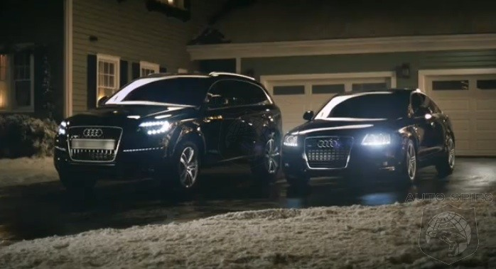 STUD or DUD: Is Audi's Holiday Season Advertisement A Wasted Opportunity OR Genius?