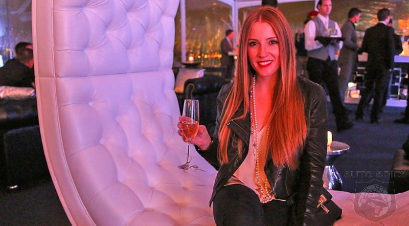 LA AUTO SHOW: The Agents Bring You To The BEST Party In West Hollywood - Audi Hosts Soiree At The London