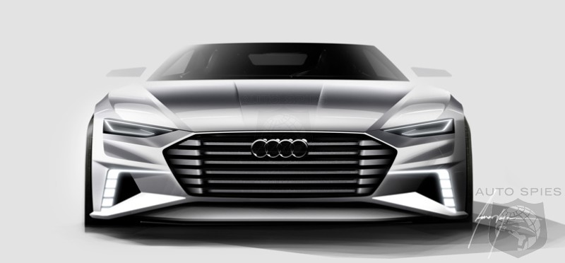 GENEVA MOTOR SHOW Audi Gives Us Yet ANOTHER Glimpse Into The Future via The Prologue Avant Concept