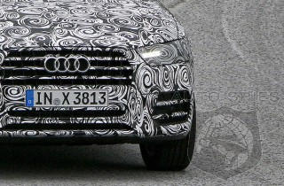 SPIED: The Audi Q3 That STILL Hasn't Arrived Gets Another Nip/Tuck For Its U.S. Debut?