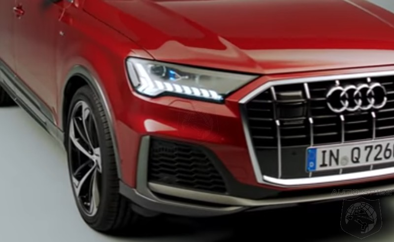 Video See The Facelifted 2020 Audi Q7 Detailed Inside And Out