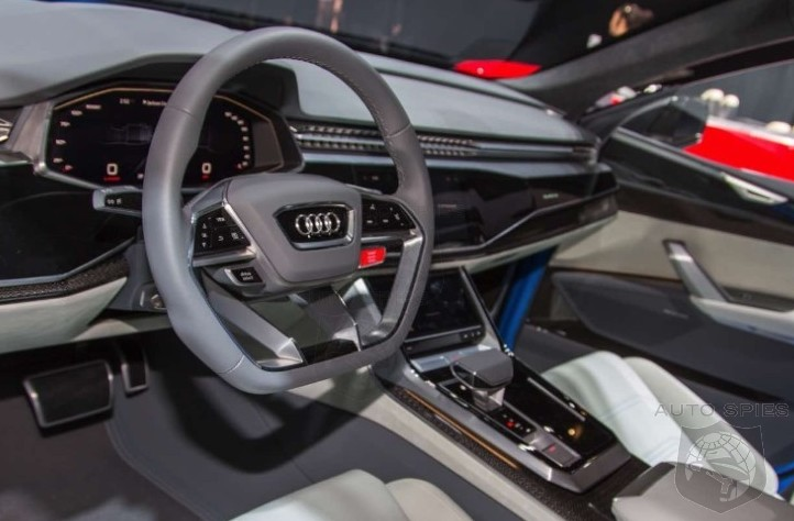 Naias So Just How Sweet Is The All New Audi Q8 Concept