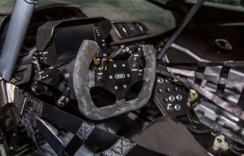 Nyias Get Up Close And Personal With The Audi R8 Lms Gt4 Details
