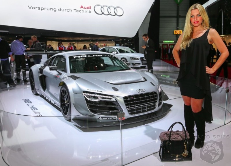 GIMS The START Of A New Beginning Geneva May END The Age Of The - Car show booth