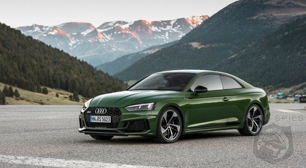 DRIVEN So Does The AllNew Audi RS Get Rid Of AgeOld Audi - All audi