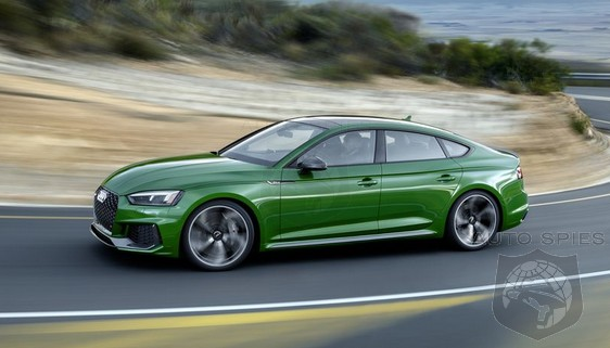 Which Would YOU Rather? The Audi RS5 Or The Audi RS5 SPORTBACK