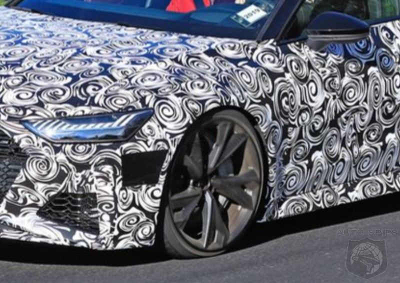SPIED: The Next-gen Audi RS7 Is SPOTTED — What Do YOU Think It NEEDS To SUCCEED?
