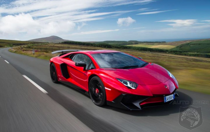 VIDEO: What Would YOU Do If Someone Just Walked ALL OVER Your Lamborghini Aventador SV?
