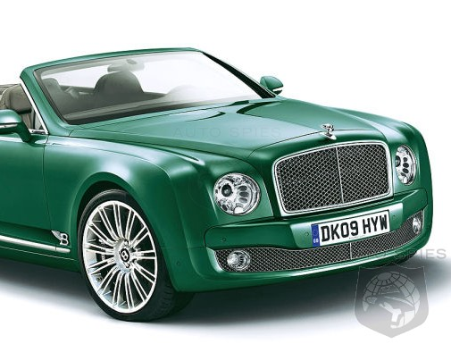 RENDERED SPECULATION: Looking For The BEST Renderings Of The Upcoming Rolls-Royce Corniche And Bentley Azure/Mulsanne? We've Got 'Em