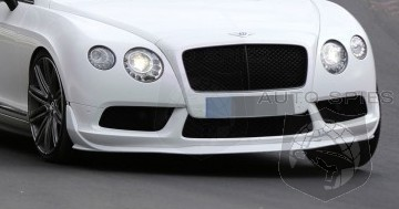 Been Wondering About That MYSTERY Bentley Circling The Nürburgring? NEW DETAILS Crack The Case!