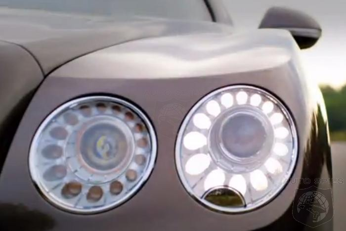 TEASED! Bentley Shows Off Little Bits And Pieces Of The 2014 Continental Flying Spur