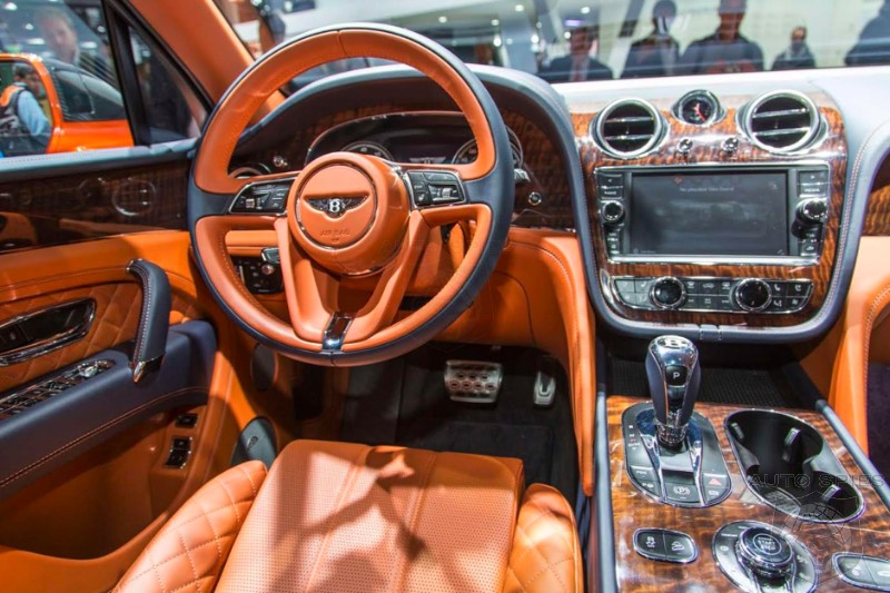 Iaa You Ve Never Seen An Suv S Interior Look Like This First