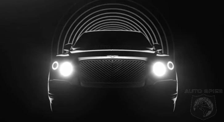 TEASED! FIRST Look At The All-New Bentley SUV Is Telling + A Surprise Is Revealed!
