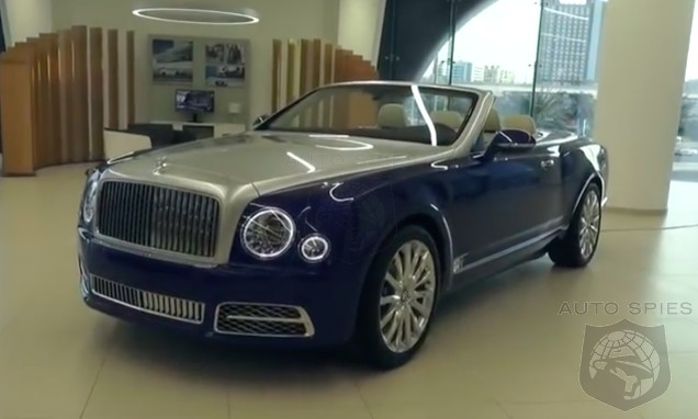 VIDEO It Does Exist All new One off Bentley Grand Convertible Will Reign Supreme And You WON T Believe How Much It