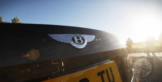 VIDEO: The 2014 Bentley Continental Flying Spur Is TEASED Before Its Debut