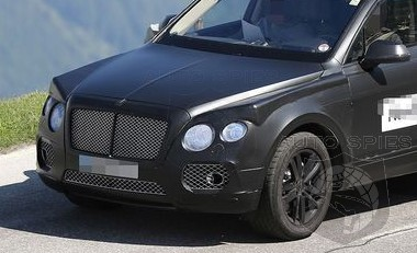 SPIED: The BEST EXTERIOR And INTERIOR Shots Of The All-New Bentley SUV — Is It Heading In The RIGHT Direction?