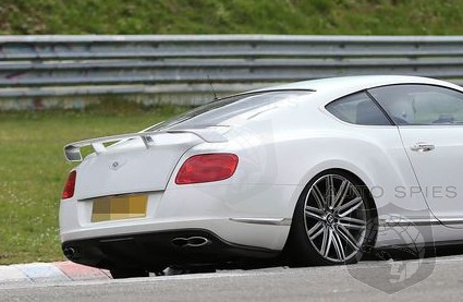 SPIED: Bentley's Not So Secret Special Continental GT, What Could It Be For?
