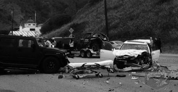 Keeping Up With The Kardashians Bruce Jenner Involved In Fatal Crash