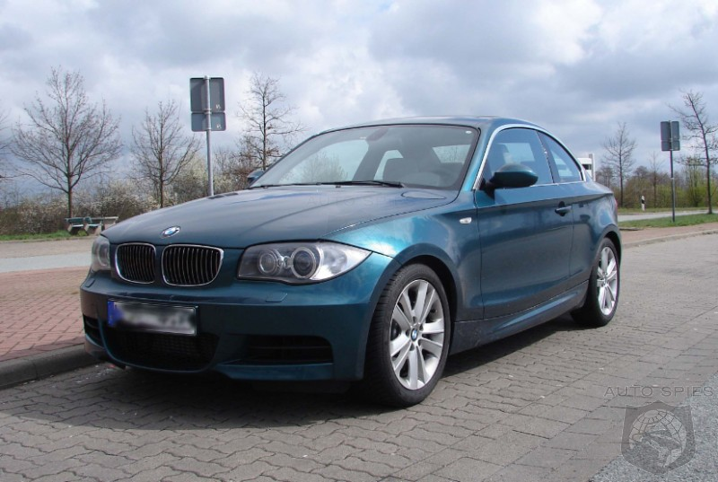 BMW Why Dont WE Get This Color In The USA AutoSpies Auto News - Bmw 1 series usa