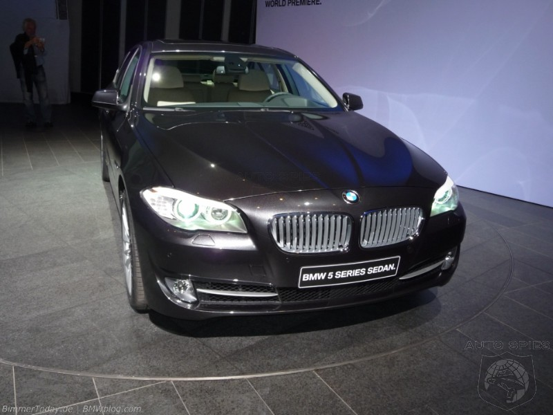 2011 BMW Model Lineup: Charting The Changes