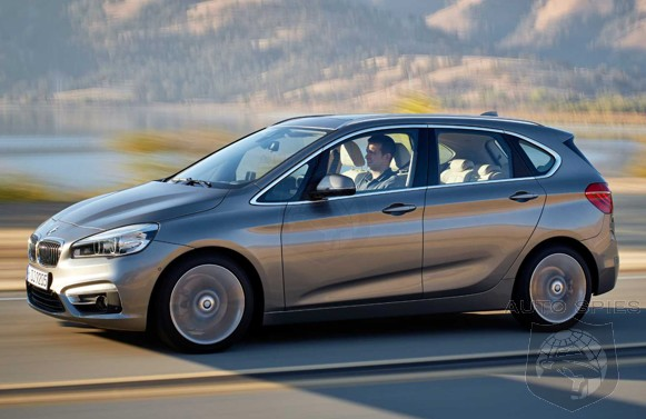 VIDEO: So, What Do People REALLY Think Of The All-New BMW 2-Series Active Tourer?