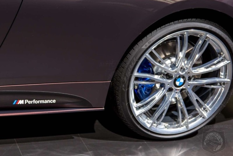 #NAIAS: The Smoke Show? BMW Individual + M Performance COLLIDE With This 440i Convertible