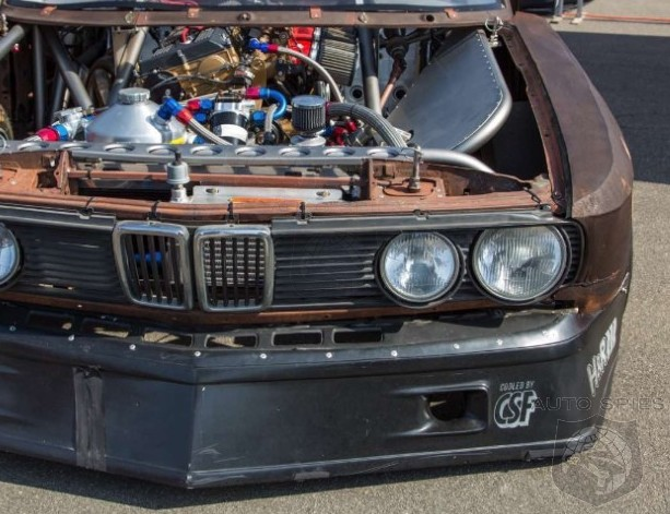 BIMMERFEST: Weird And WONDEFUL! The BMWs You Just Don't See Everyday, Up Close And Personal