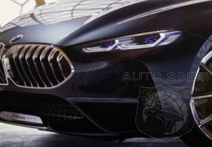 LEAKED The BMW 8 Series Concept Gets Fully EXPOSED Can YOU Dig It