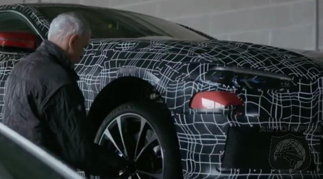 SPIED + VIDEO: The All-new BMW 8-Series Gets TEASED In Camo And In ACTION