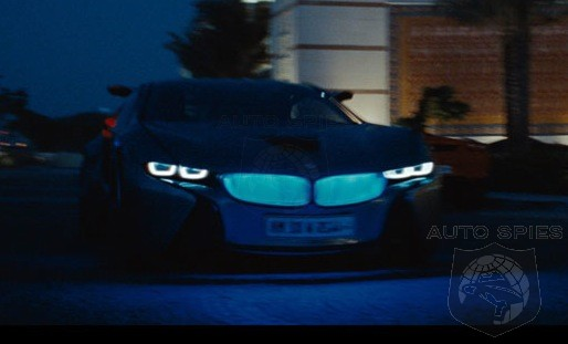 VIDEO: NEWLY-Released BMW Video Shows You The Vision EfficientDynamics, A.K.A. i8