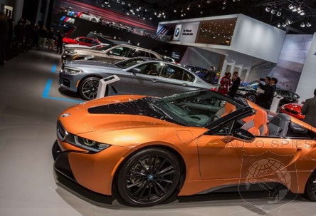 Has The DEATH Of The Traditional Auto Show Started? BMW Announces STEEP Cuts To Its EU-based Shows
