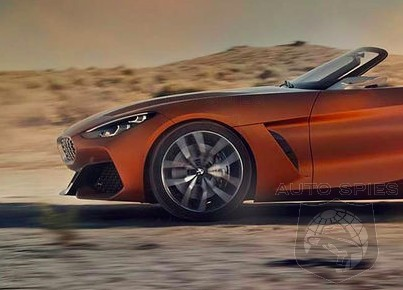 STUD or DUD Is BMW s All New Z4 Concept Leaving You IMPRESSED or DEPRESSED MORE Pictures