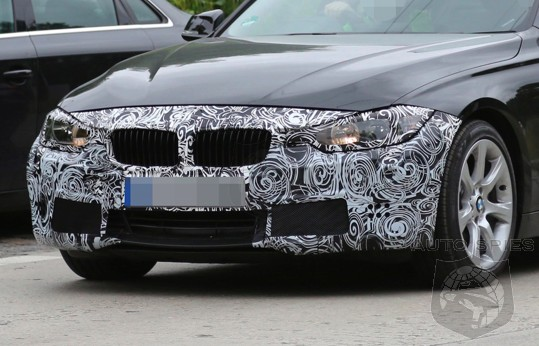 SPIED: The Bavarians Start Preparing The 3-Series For Its Lifecycle Impulse (LCI) — Can YOU Spot The Changes?
