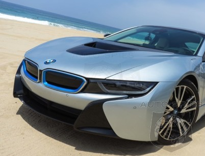 BMW i8 101: EVERYTHING BMW Wants YOU To Know About The All-New Bavarian Halo Car
