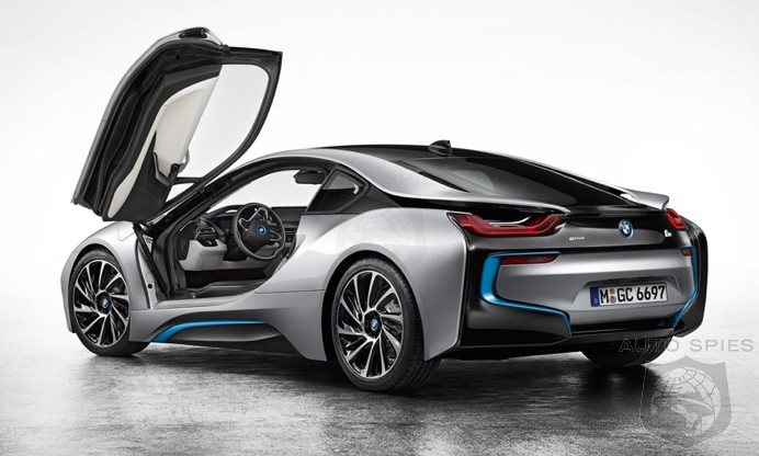 DRIVEN: Is The BMW i8 TRUE To The BMW Experience? Still The Ultimate Driving Machine?