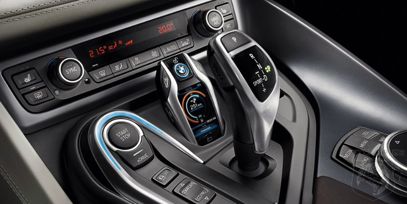 Is the bmw i8 39 s high tech key fob bmw 39 s way of taking on for How to unlock mercedes benz door without key