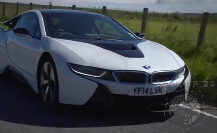 DRIVEN + VIDEO: How Does The BMW i8 Fit Into The Greater Supercar Space?