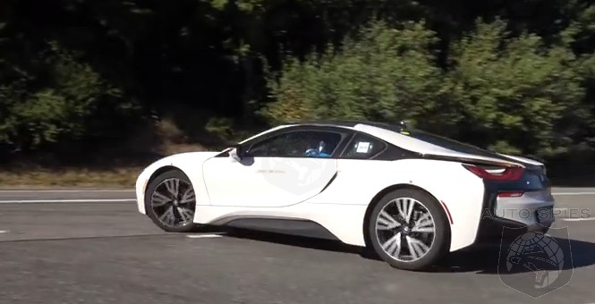 Spied Video First Look At The All New Bmw I8 Spyder Is This
