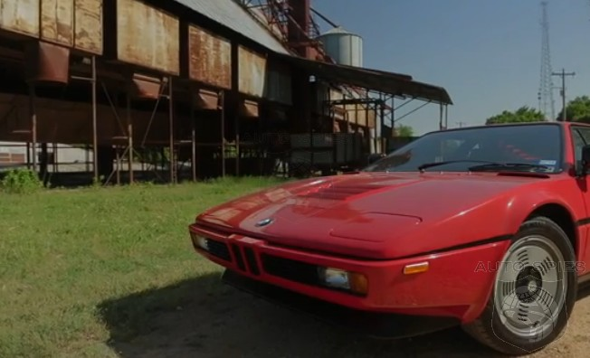 VIDEO: This Is The Story Of One Of BMW's MOST Important Cars, The Elusive M1