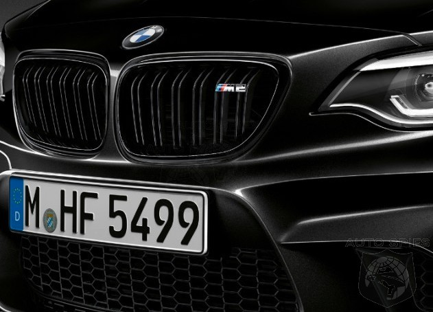 #GIMS: The BMW M2 — Black Is BEAUTIFUL With The New Black Shadow Edition