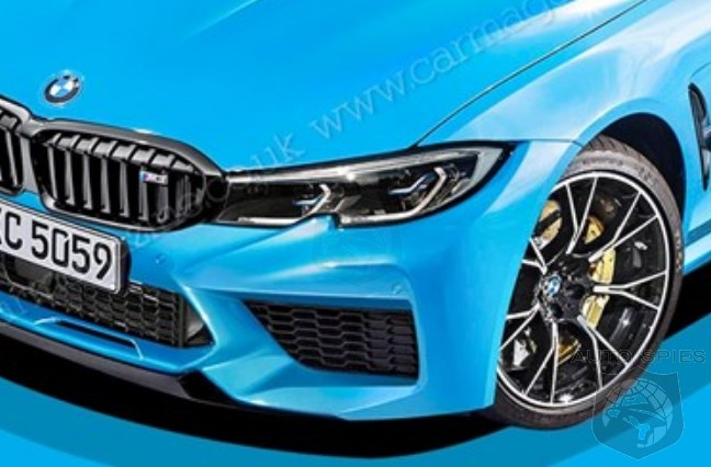 CONFIRMED! Next-gen BMW M3 Gets WAY More Power, AWD And A Couple Other Bonuses