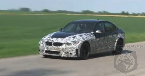 SPIED + VIDEO: The Latest Sights And Sounds Of BMW's Next-Gen M3