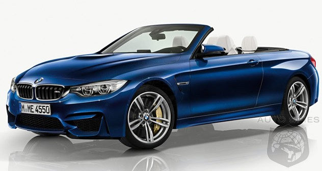 Leaked Pricing For The 2015 Bmw M4 Convertible Gets Out Autospies Auto News