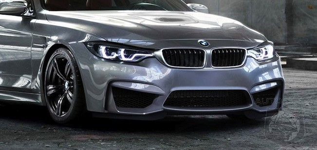 RENDERED SPECULATION: Could The Next-Gen BMW M4 Be The MOST Aggressive Looking M Yet?